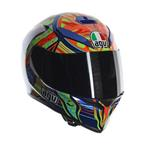 Prilba K-3 SV AGV TOP PLK Five Continents